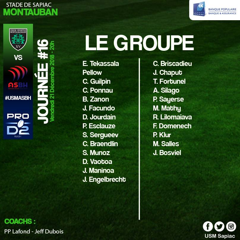 LE GROUPE BEZIERS